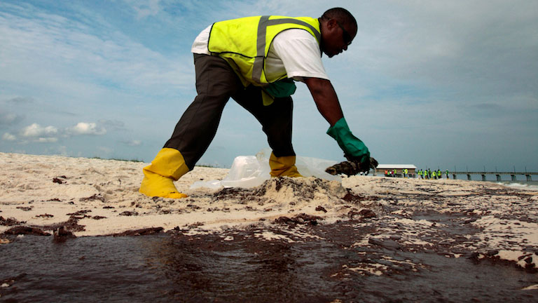 bp and oil spill