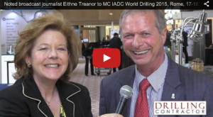 Mike Killalea, IADC Group Vice President/Publisher interviews Eithne Treanor.