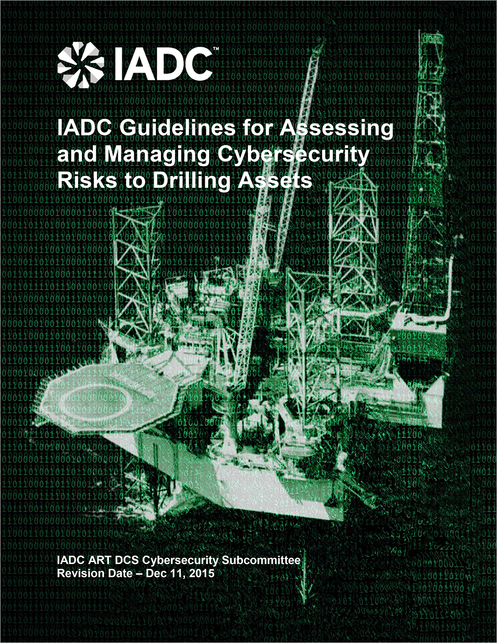 Products Archive Iadc International Association Of Drilling Marathon Electric Motor Wiring Diagram Color Ebook Guidelines For Assessing And Managing Cybersecurity Risks To Assets