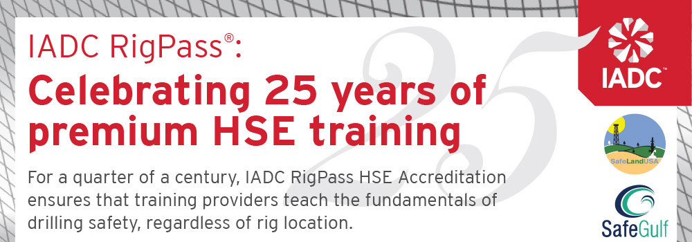 hse iadc international association of drilling contractors rh iadc org Policy Manual Standard Operating Procedures Manual