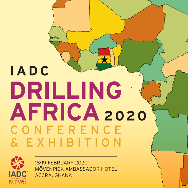 IADC Drilling Africa 2020 Conference Exhibition