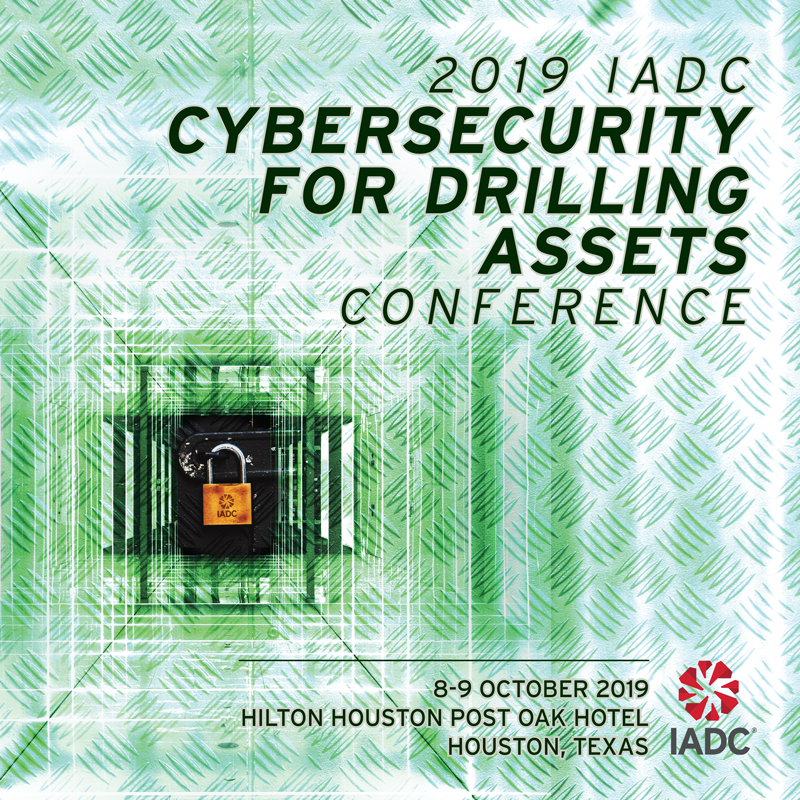 IADC Cybersecurity for Drilling Assets Conference - IADC